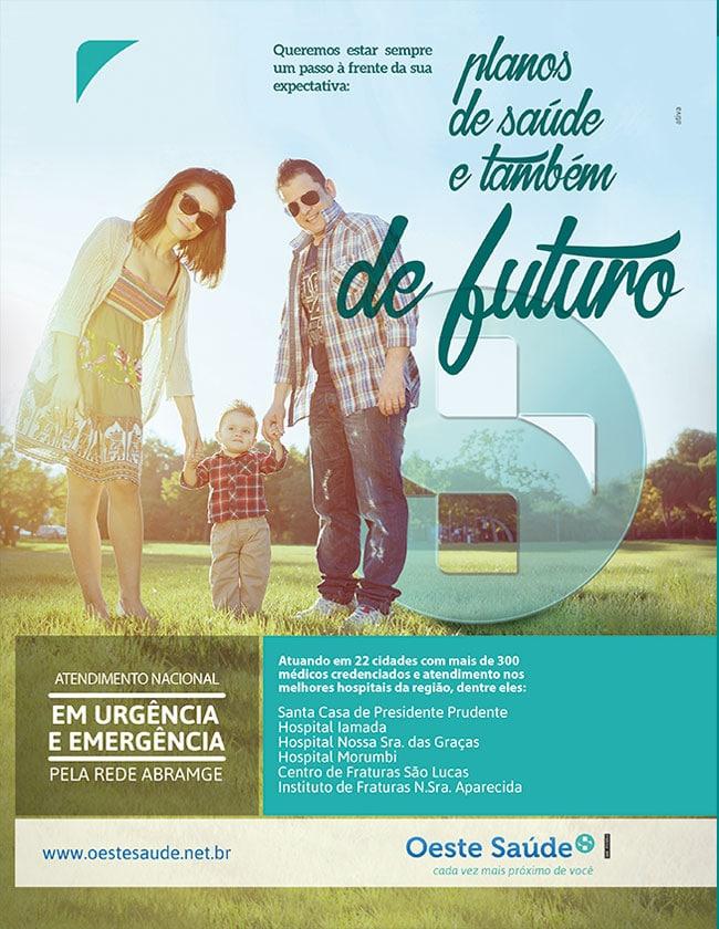 Planos de Saúde e também de futuro
