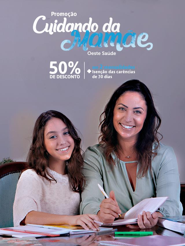 Oeste Saúde – Dia das Mães