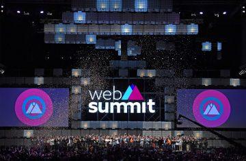 Web Summit? Ativa Resultados no maior evento de tecnologia da Europa