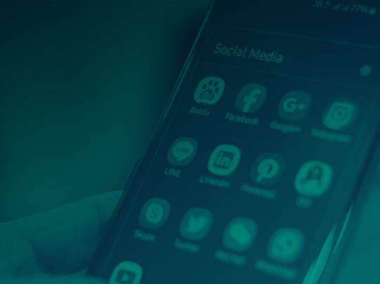 Redes sociais importantes para sua marca