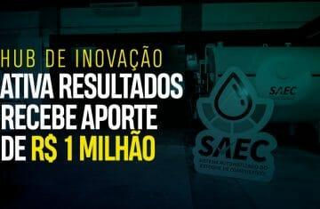 Hub de inovação | Ativa Resultados recebe aporte de R$ 1 milhão